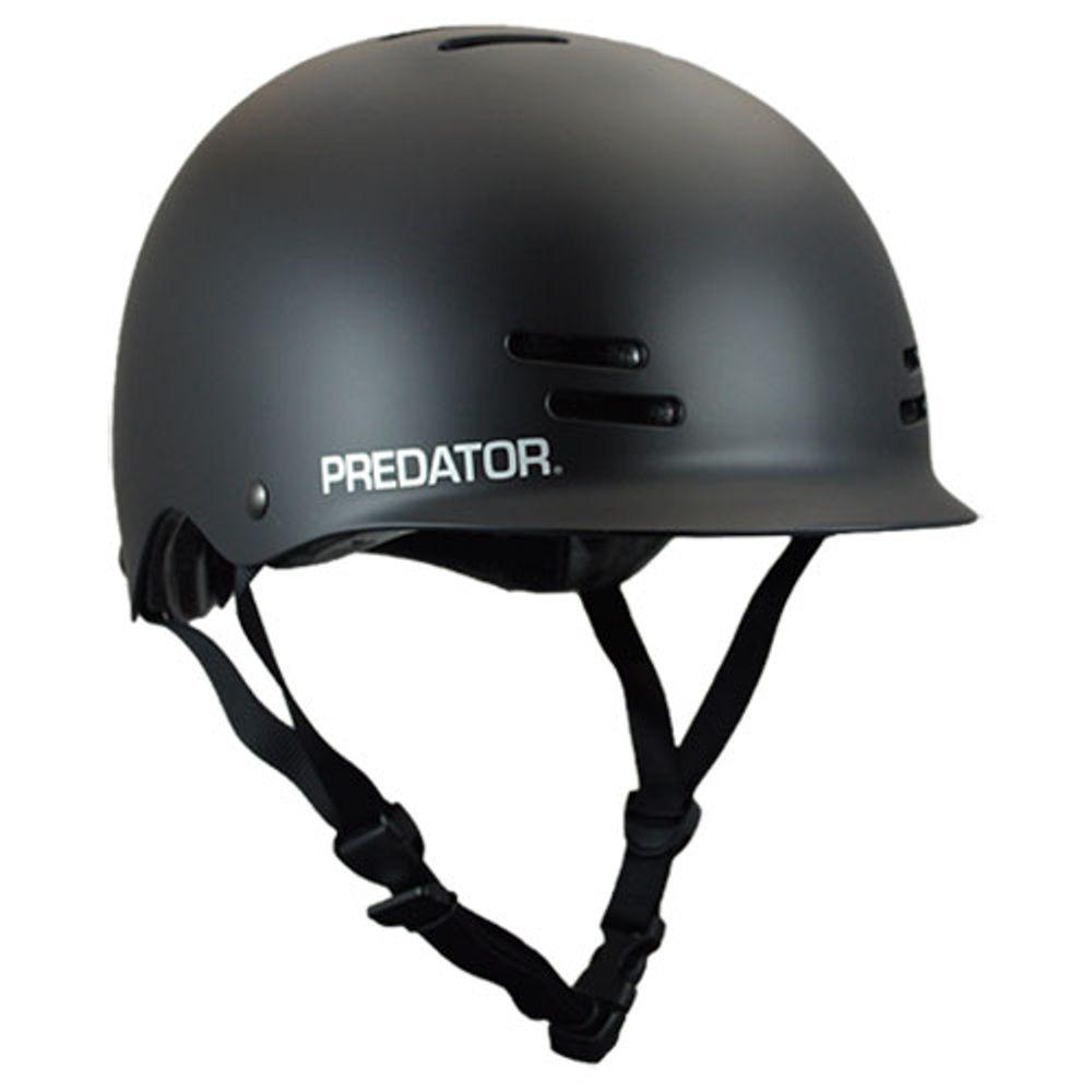 Capacete-Predator-FR7-Certified-Matte-Black