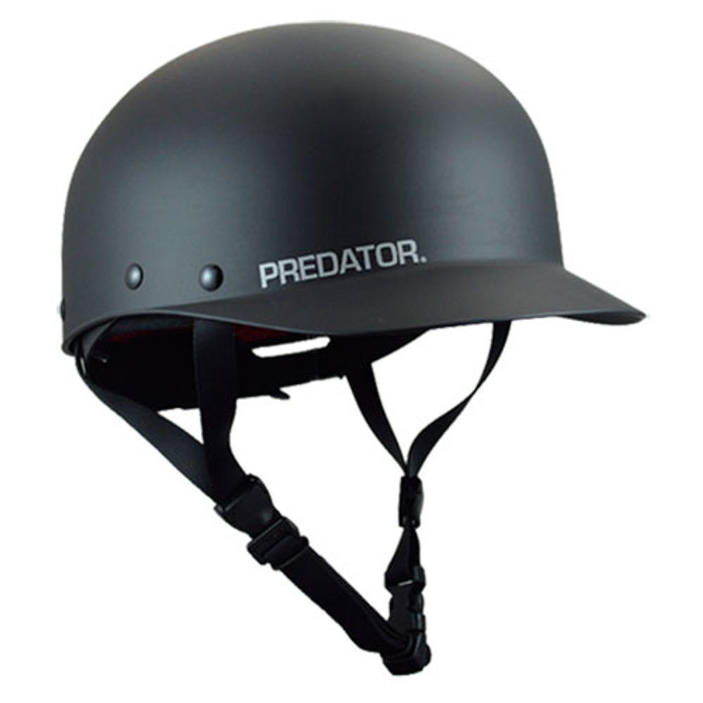 Capacete-Predator-Shiznit-Matte-Black