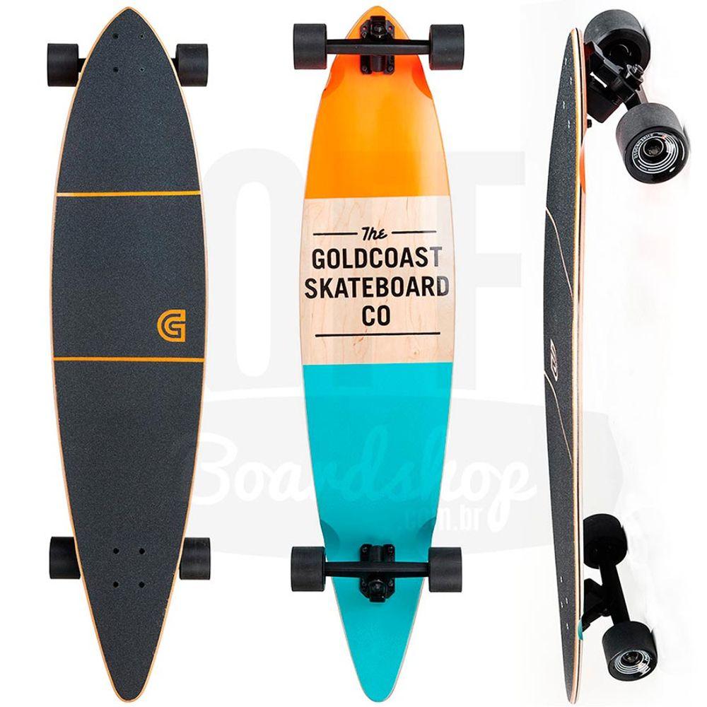 Longboard-Goldcoast-The-Standard-Orange