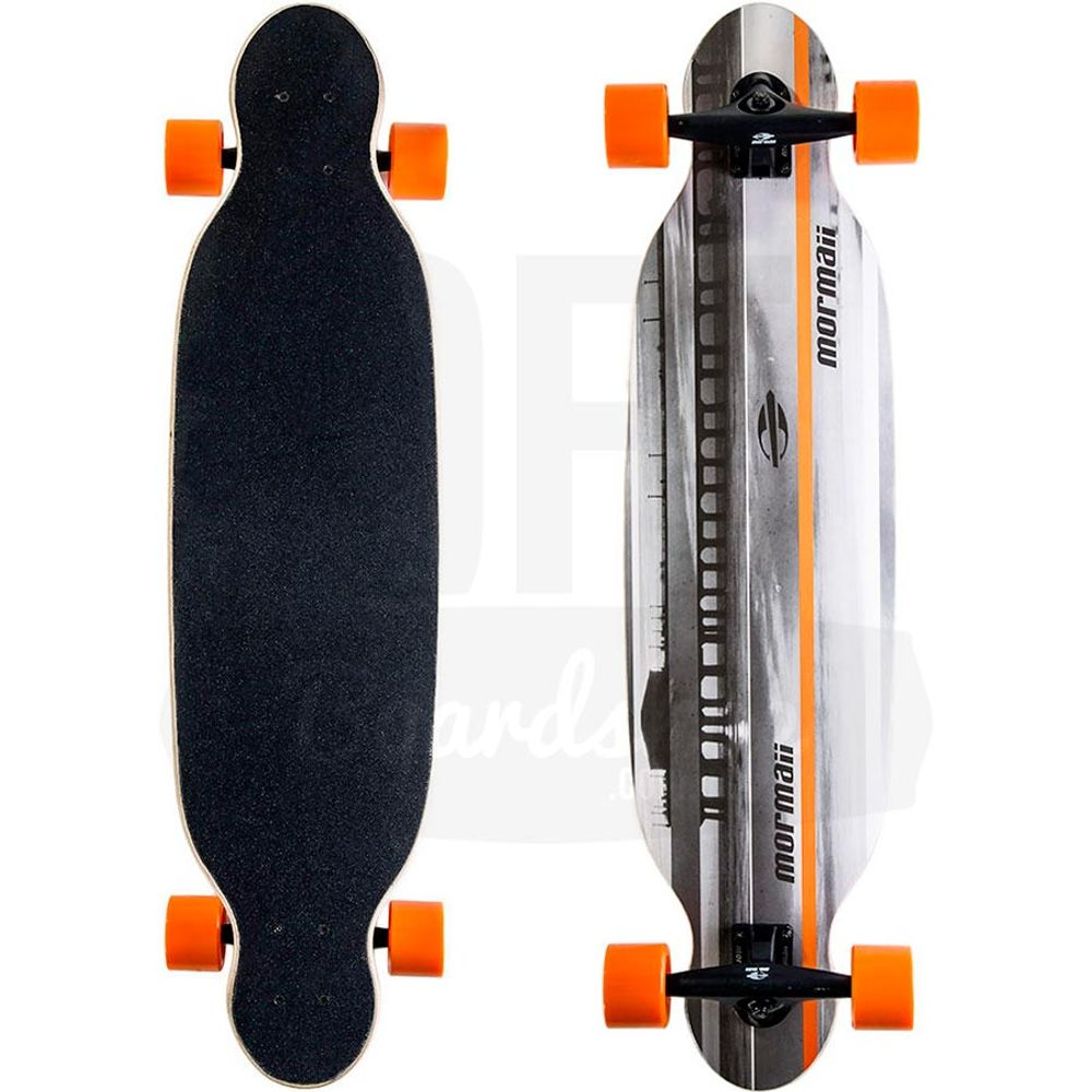 Longboard-Mormaii-Fs-Orange