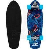 Skate-Cruiser-Mormaii-Swingboard-Carver-Blue