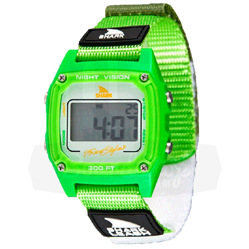 Relogio-Freestyle-Shark-Leash---Green