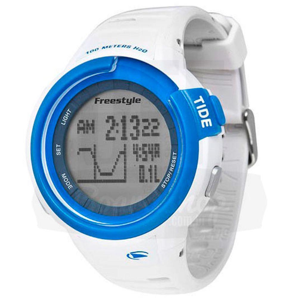 decc3c3cbd3 Relógio Freestyle Mariner Tide - White Blue
