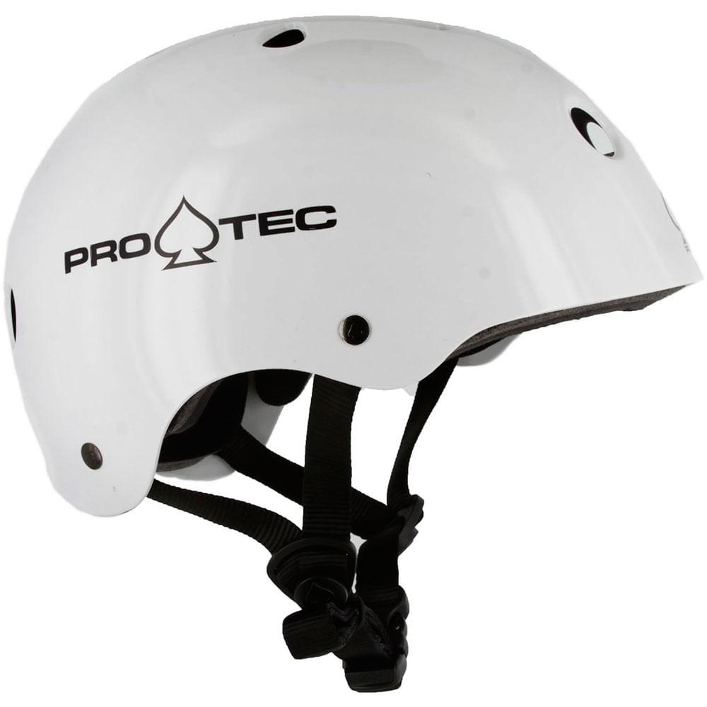 Capacete-Protec-Classic-Branco