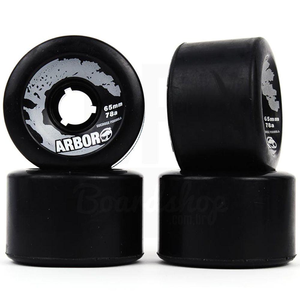 Roda-Arbor-Sucrose-Formula-65mm-78A-Black-01