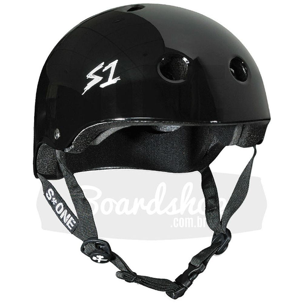 Capacete-S-One-Lifer-Black-Gloss