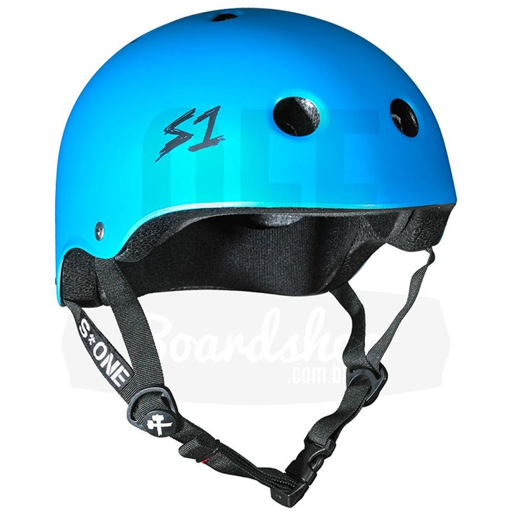 Capacete-S-One-Lifer-Cyan-Matte
