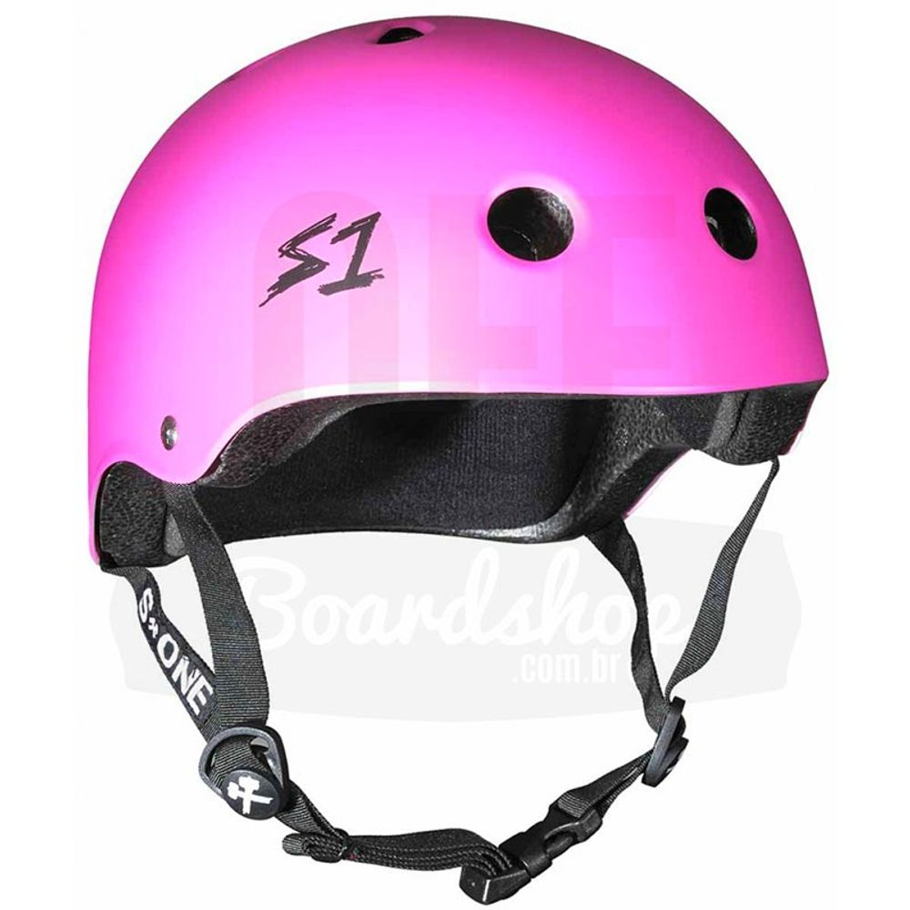 Capacete-S-One-Lifer-Pink-Matte