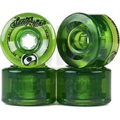 Roda-Sector-9-Top-Shelf-70mm-78A-Green