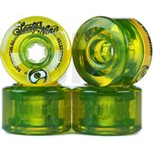 Roda-Sector-9-Top-Shelf-70mm-78A-Yellow