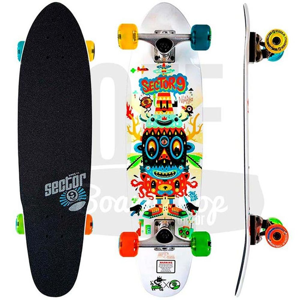 Longboard-Sector-9-Party-Time-31-01