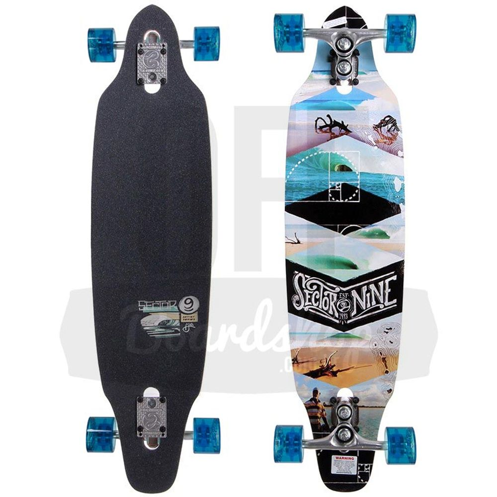 Longboard-Sector-9-Sandblaster-01