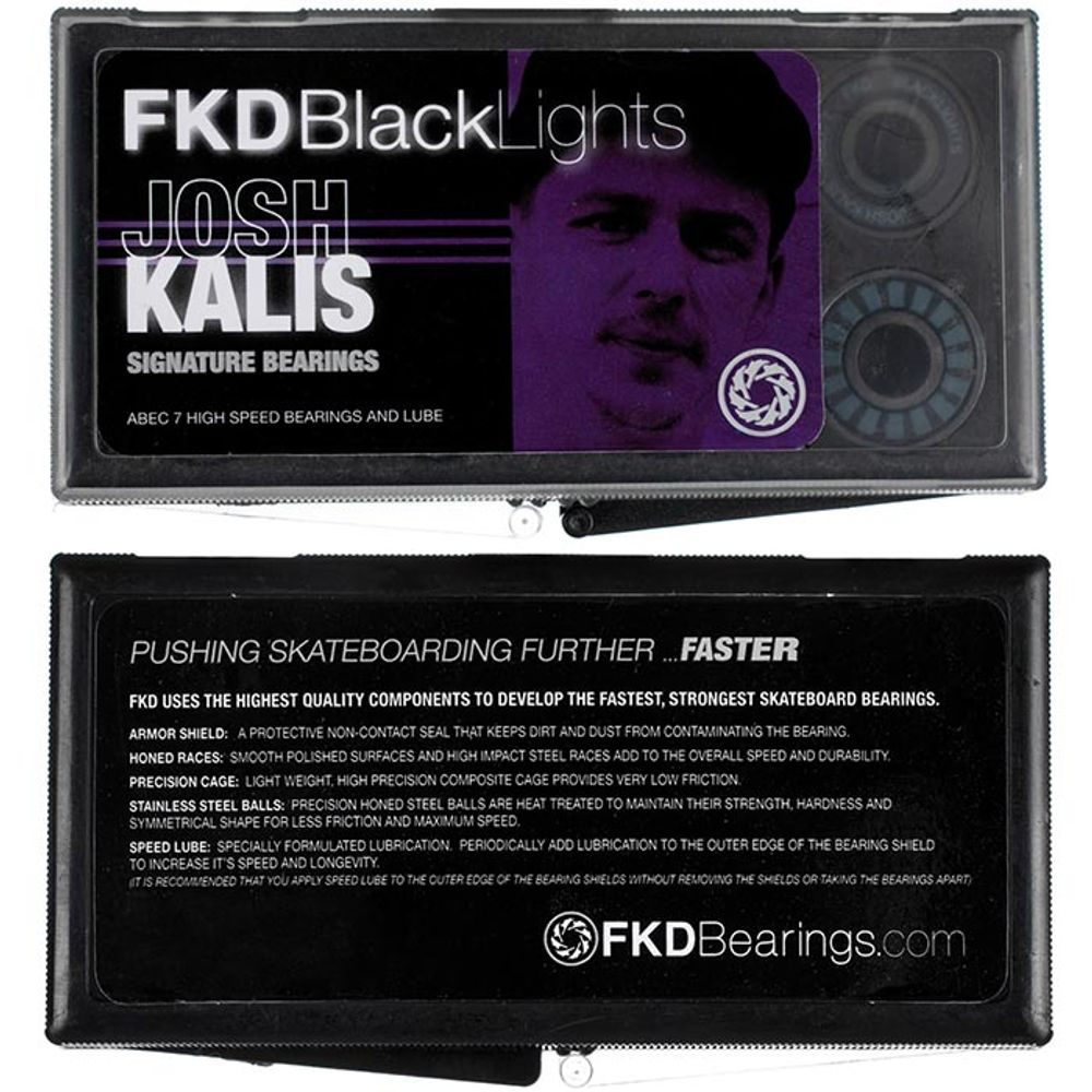 Rolamento-FKD-Black-Lights-Abec-7-Kalis