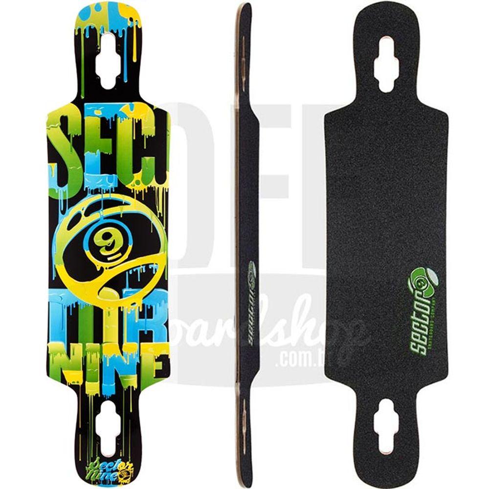 Shape-Sector-9-Sprocket-38-verde