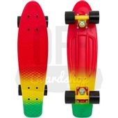 Skate-Cruiser-Penny-Painted-Fade-Red-Down-22