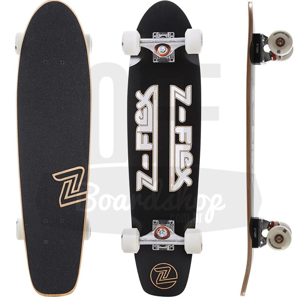 Skate-Cruiser-Z-Flex-Black-White-29
