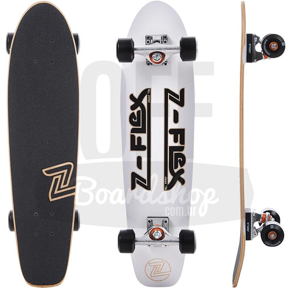 Skate-Cruiser-Z-Flex-White-Black-29