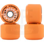 Roda-Sector-9-Omega-64MM-78A-Orange