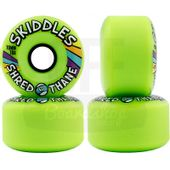 Roda-Sector-9-Skiddles-70mm-78A-Green