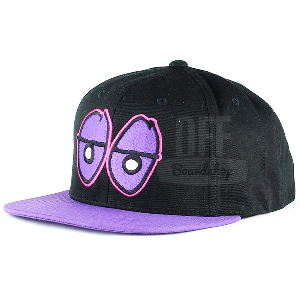 Bone-Krooked-Eye-Snapback-Roxo