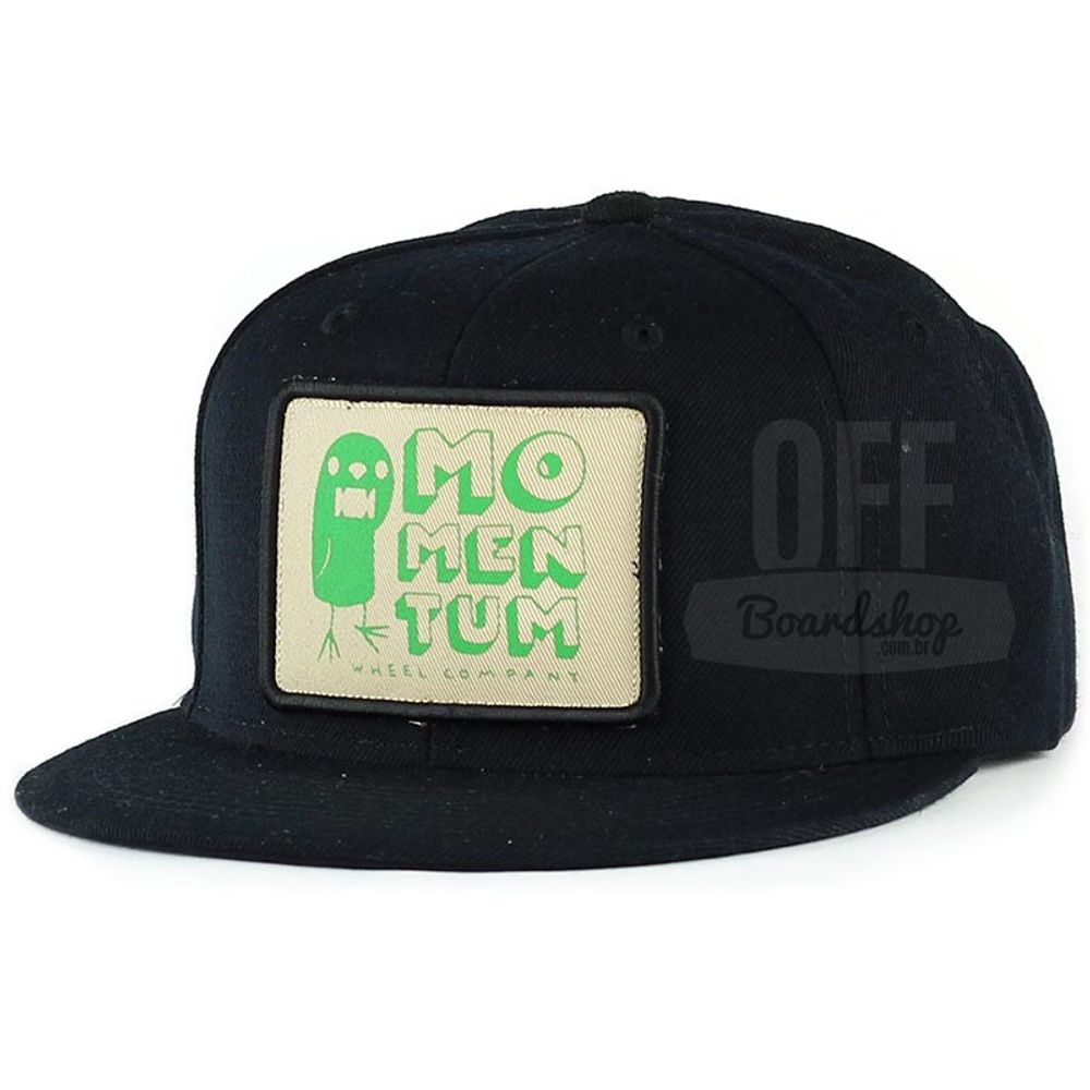Bone-Momentum-Patch-Snapback