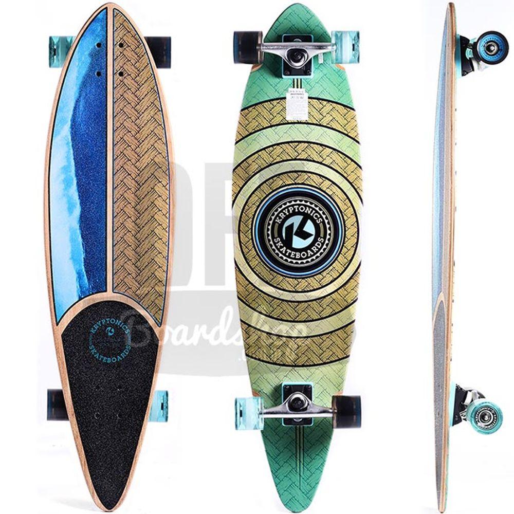 Longboard-Kryptonics-Weaved-Pintail-Round-37-01