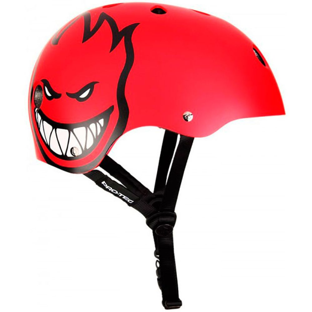 Capacete-Protec-Spitfire-Satin-Red-01