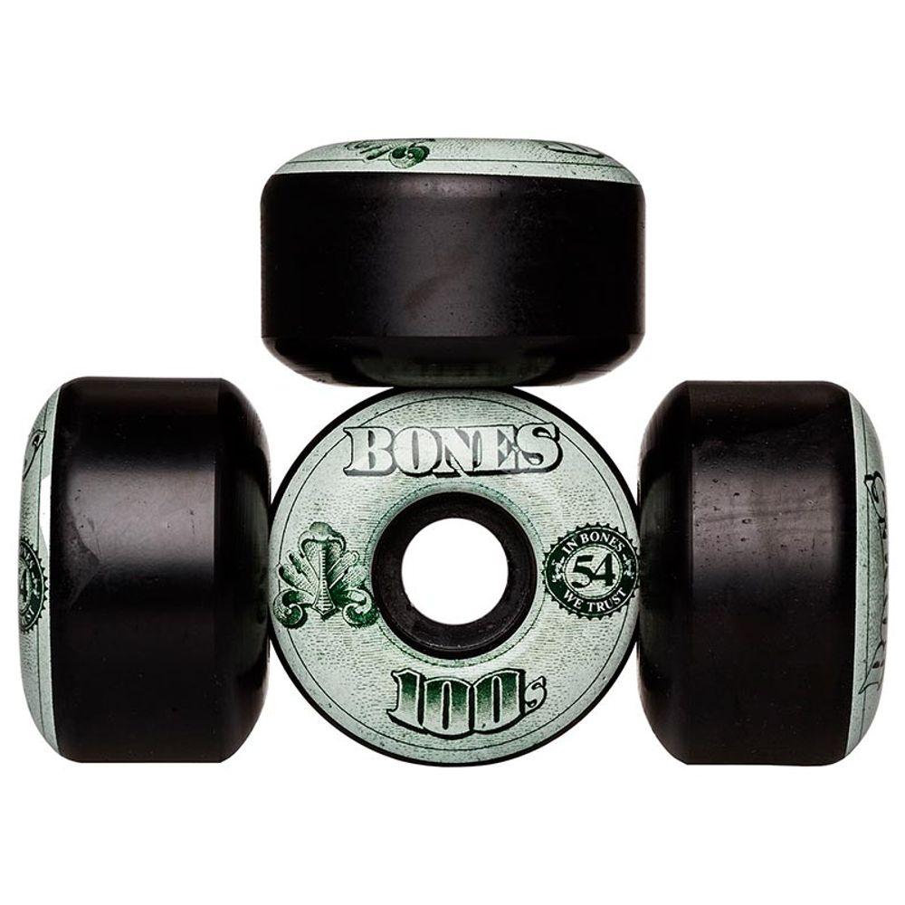 Roda-Bones-100s-OG-V4-54mm-100A-Black-01