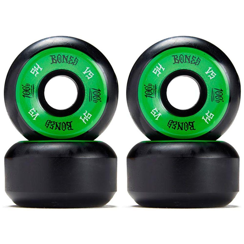 Roda-Bones-100s-OG-V5-54mm-100A-Black-01