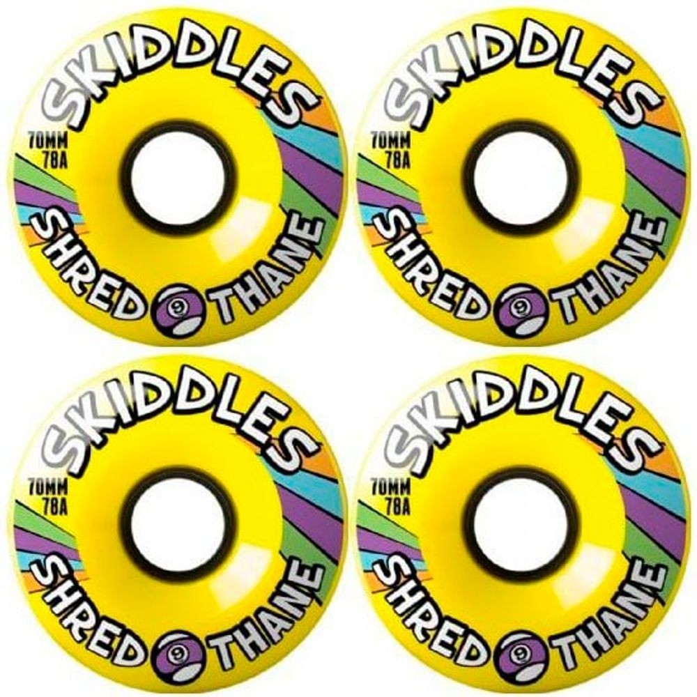 Roda-Sector-9-Skiddles-70mm-78A-Amarela-01
