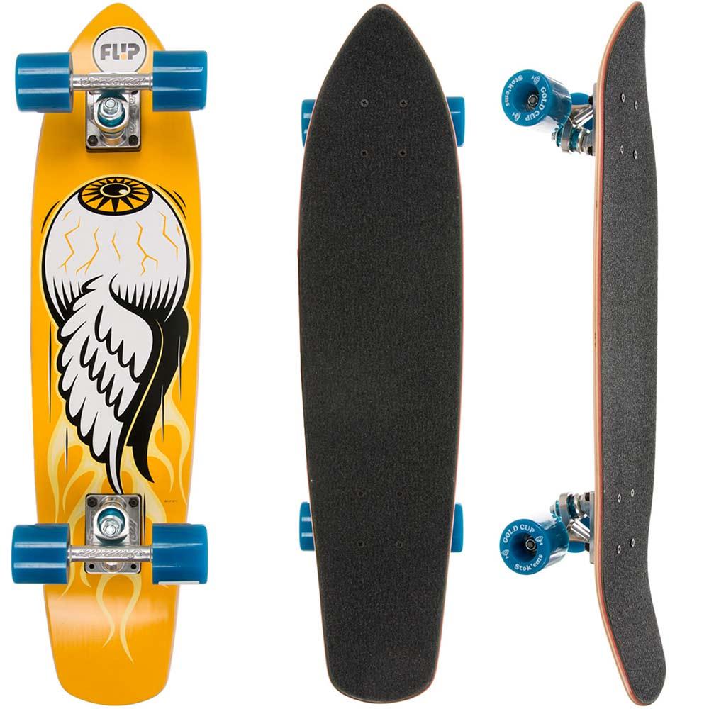 Skate-Cruiser-Flip-Eyeball-Yellow-28-75-001