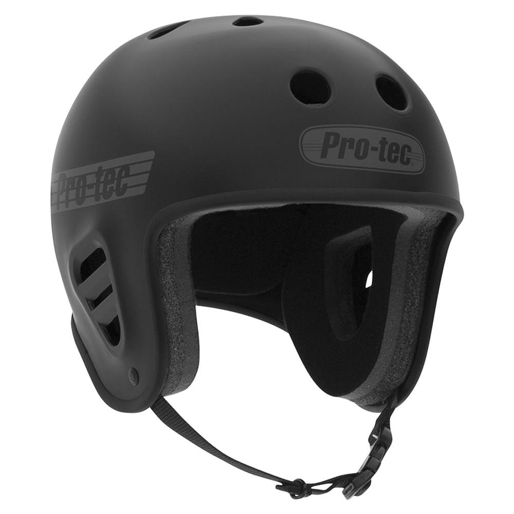Capacete-Protec-Fullcut-Rubber-Black-001