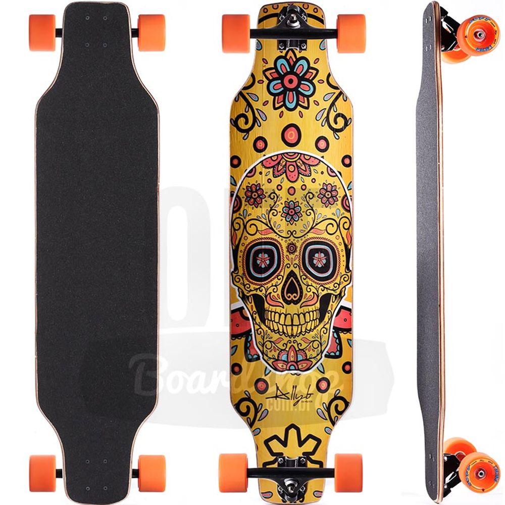 Longboard-Allyb-Mexican-Skull-37-01