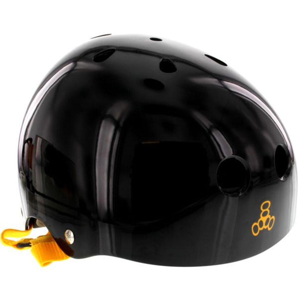 Capacete-Triple-Eight-Standard-Black-Gloss-strap-yellow-001