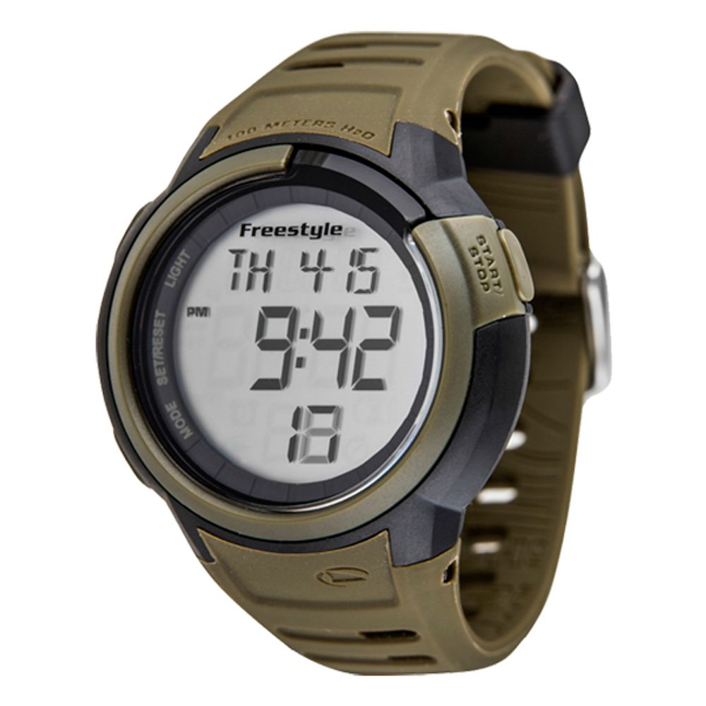 Relogio-Freestyle-Mariner-Green-Army-Silicone