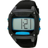 Relogio-Freestyle-Shark-Tooth-Black-Cyan-Silicone