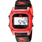 Relogio-Freestyle-Shark-Classic-Clip-The-One-Black-Red