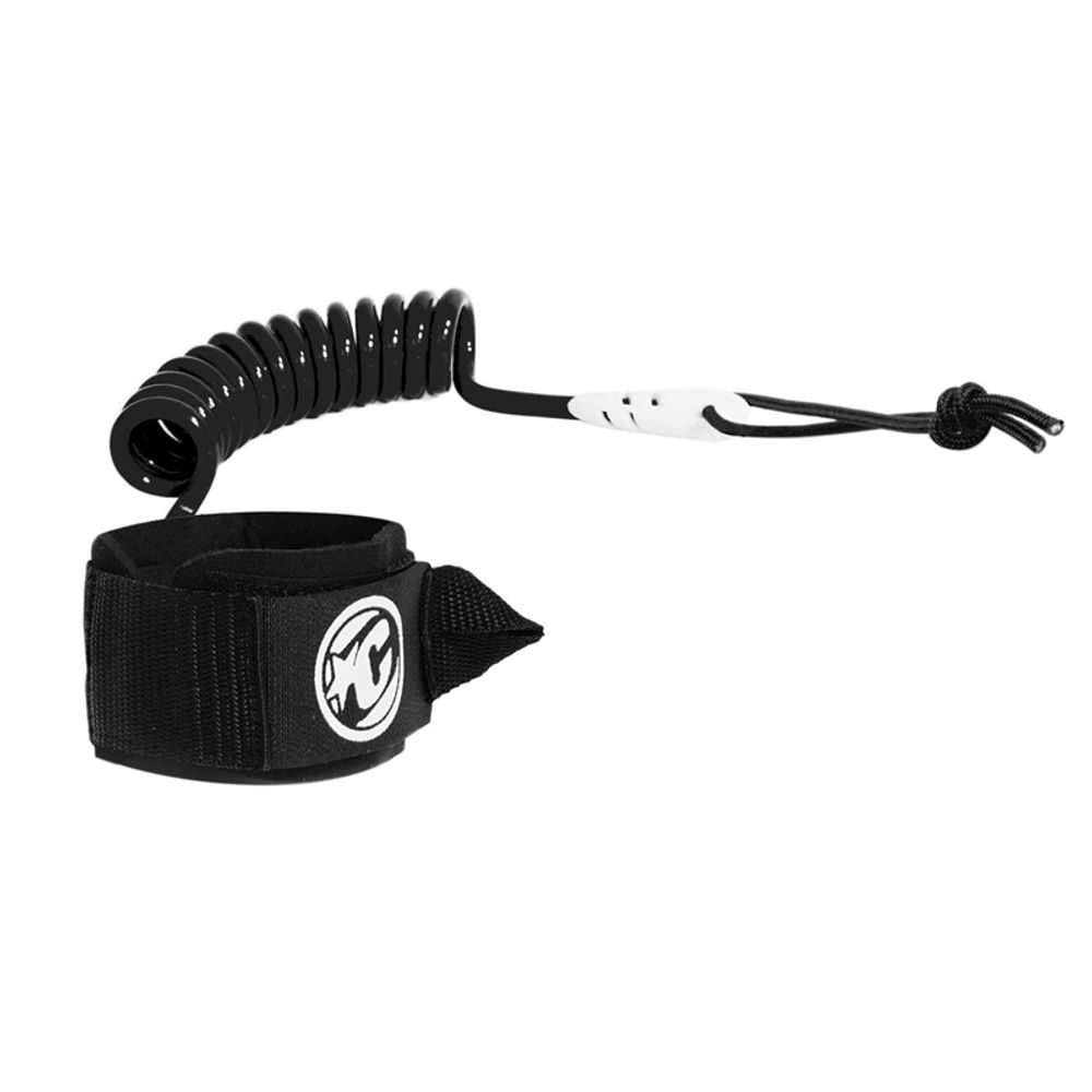 Leash-Creatures-Coiled-Wrist-7-1mm-Black