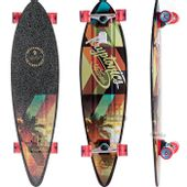 Longboard-Kryptonics-Slanted-Pintail-Round-37