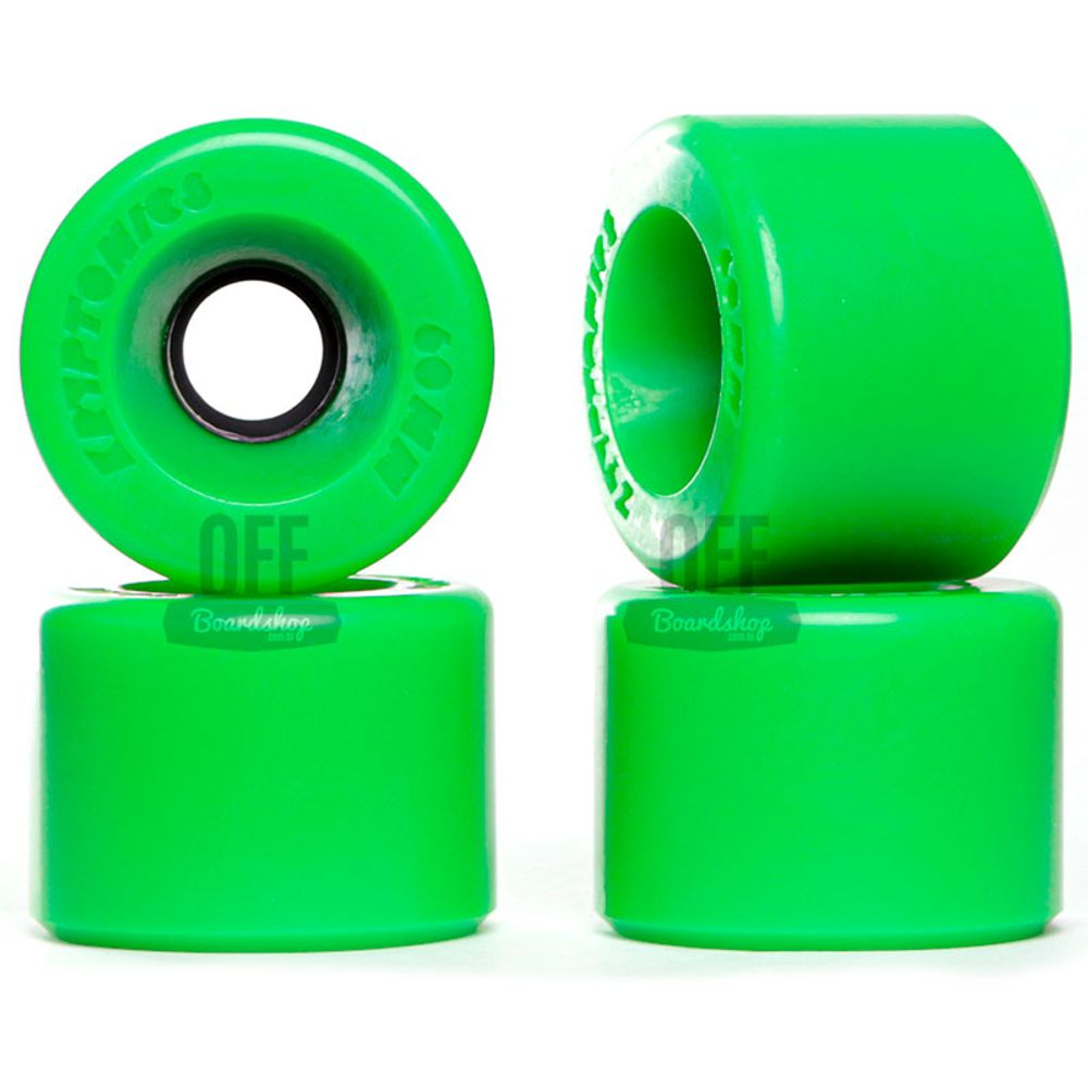 Roda-Kryptonics-Star-Trac-60mm-86A-Green-