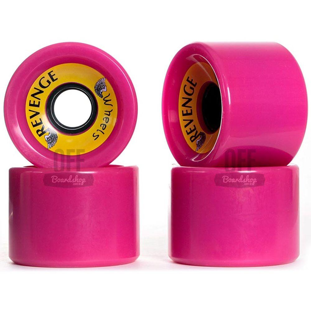 Roda-Revenge-70mm-83a-Pink