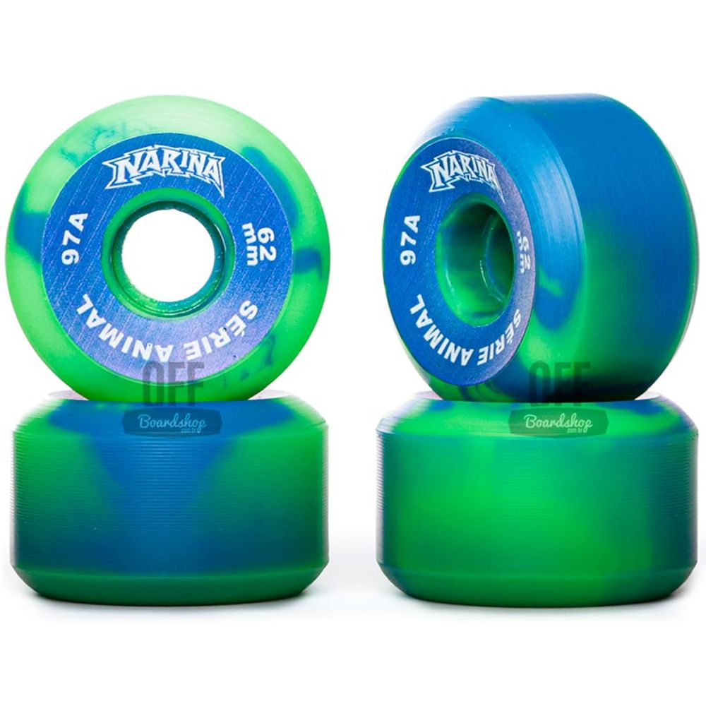 Roda-Narina-Old-Animal-ORG-VerdeAzul-62mm-97A