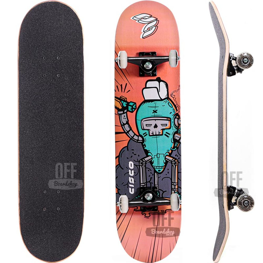 Skate-Cisco-Pro-Robot