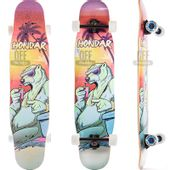 Longboard-Hondar-Speed-Lazy-Bear-40
