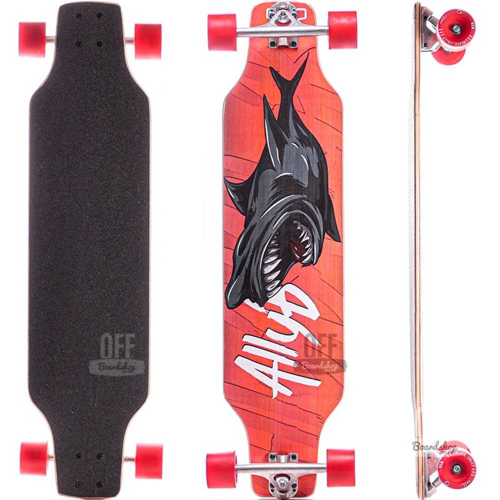 Longboard-Allyb-Black-Shark-37