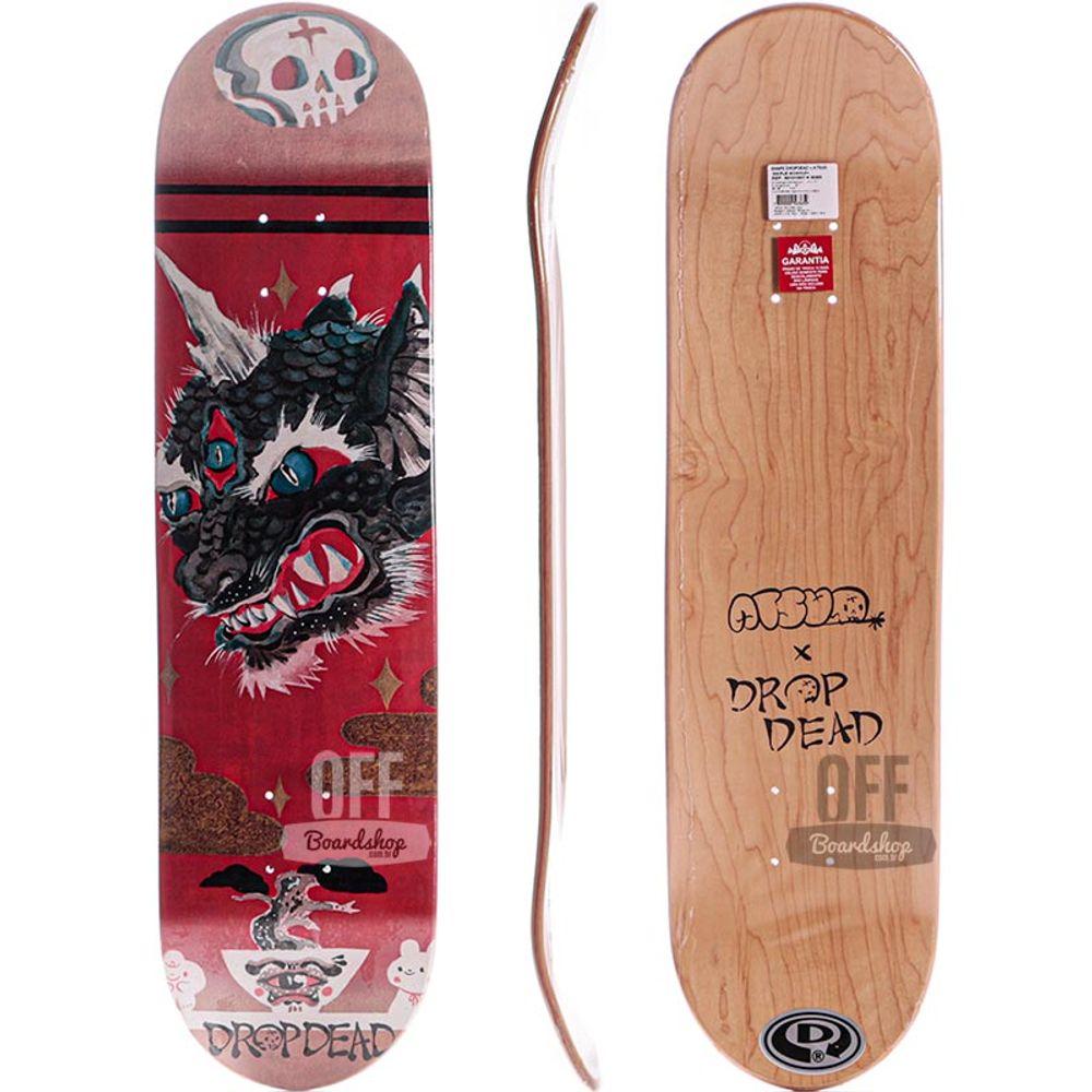 Shape-Drop-Dead-Maple-Serie-Atsuo-Dragon-I-8