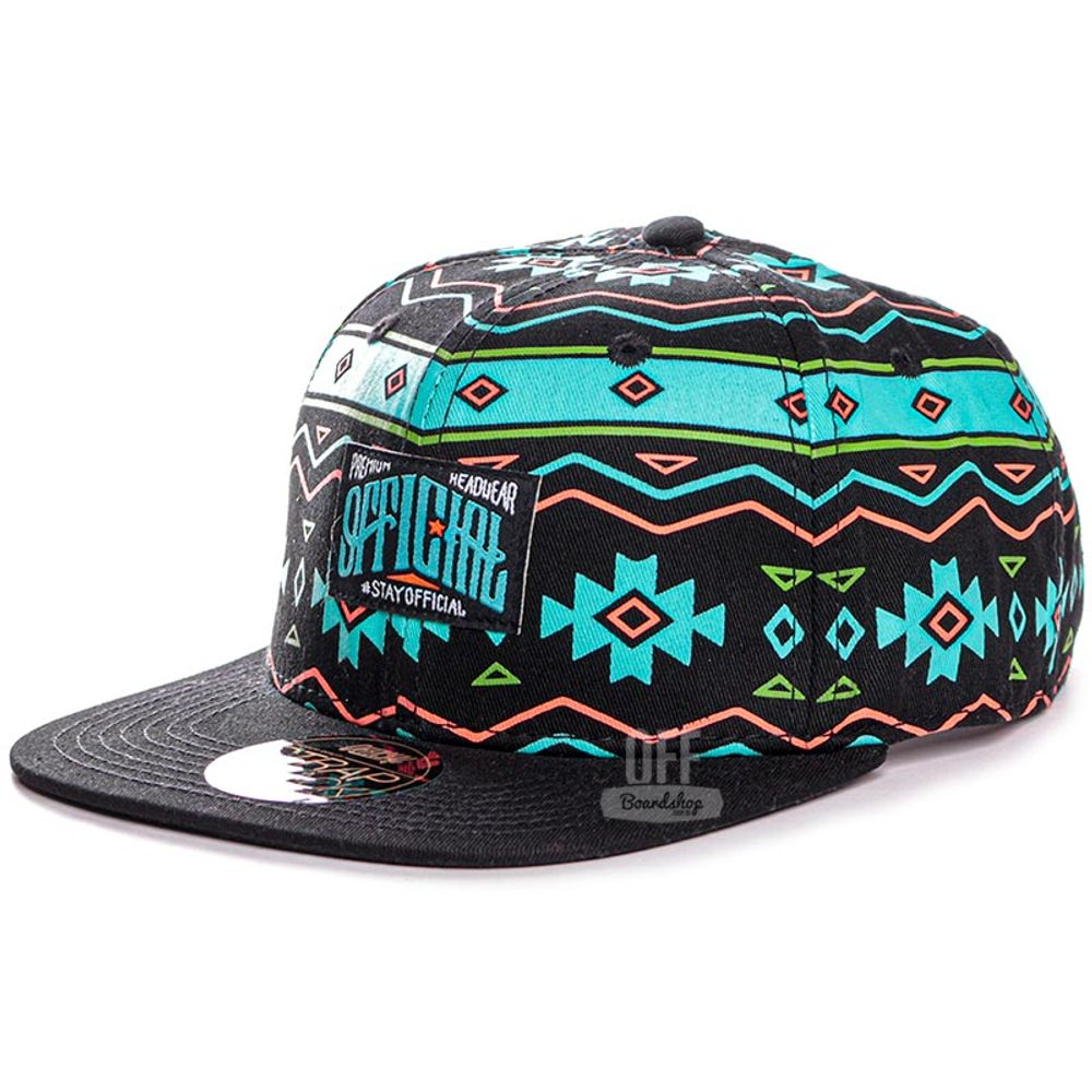 Bone-Official-Colors-Strapback-1