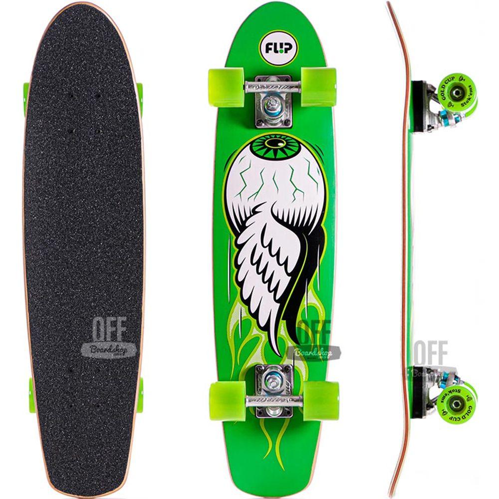 Skate-Cruiser-Flip-Eyeball-Green-29-5