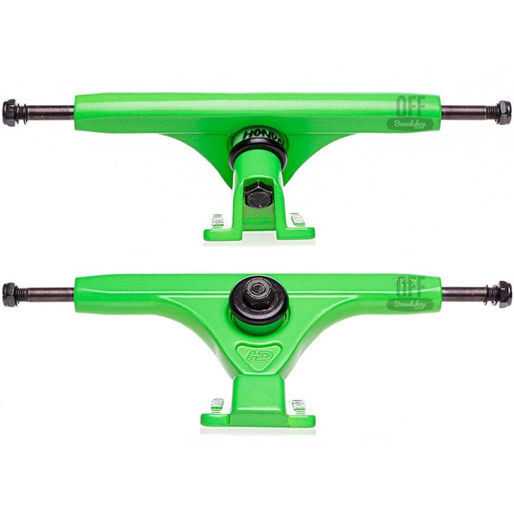 Truck-Hondar-Cast-10-185mm-50--Verde-Claro-1