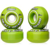 Roda-Mentex-53mm-100A-Green